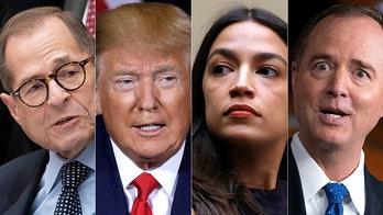 Trump calls AOC, Schiff and Nadler 'Democrat Savages' as impeachment calls intensify