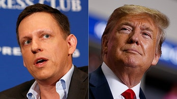 Tech billionaire Peter Thiel warns against socialism, plans to endorse Trump in 2020