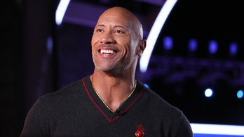 Dwayne 'The Rock' Johnson reveals he ripped the front gate off his house to get to work on time