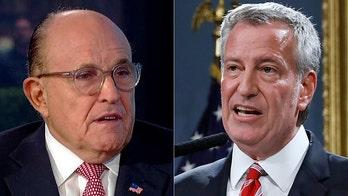 Rudy Giuliani blasts Bill de Blasio's tenure as NYC mayor: 'It breaks my heart'