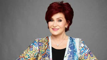 Sharon Osbourne describes complications from plastic surgery: 'I looked like Elvis'