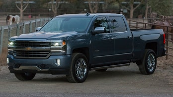 GM recalling 3.4 million trucks to fix brake issue
