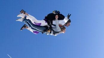 UK tourist dies in skydiving crash near Arizona's Grand Canyon