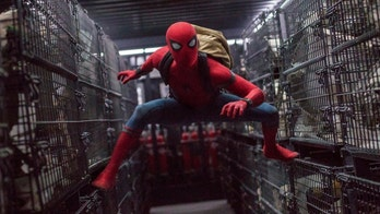 Disneyland shows off robot Spider-Man swinging through air for new Marvel-themed land