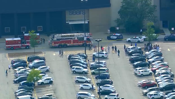 SUV barrels through shopping mall in Chicago suburb, driver arrested