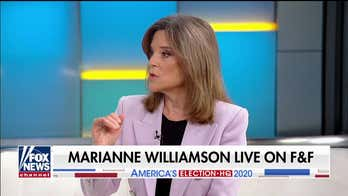 Marianne Williamson: 'The system is even more corrupt than I knew'