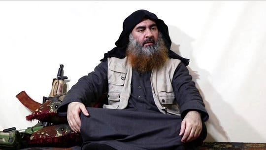ISIS leader calls for 'caliphate soldiers' to free detainees from camps, continue attacks