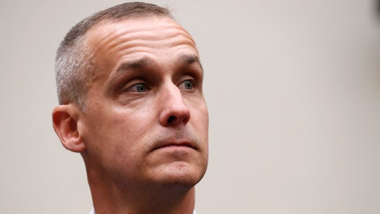 Corey Lewandowski teases 'potential senate run' with new website