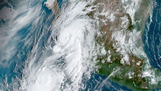 Hurricane Lorena bears down on Mexico's Los Cabos