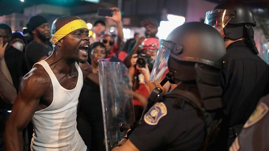 St. Louis undercover cop claims officers beat him during anti-police protests