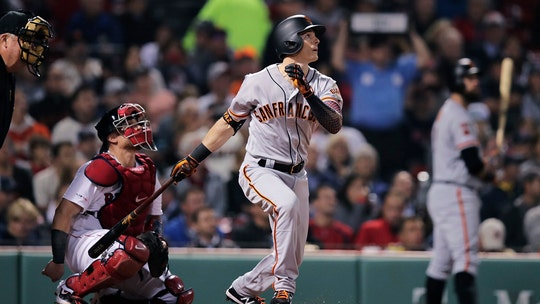 Mike Yastrzemski hits home run at Fenway, 36 years after legendary granddad's final dinger at stadium