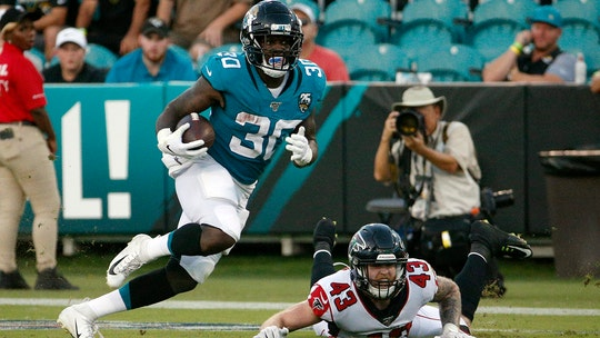 Jaguars' Ryquell Armstead suffering 'significant respiratory issues' due to coronavirus: report