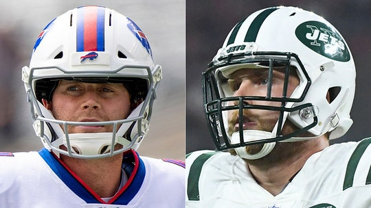 Buffalo Bills kicker's wife blasts New York Jets defensive lineman over late hits