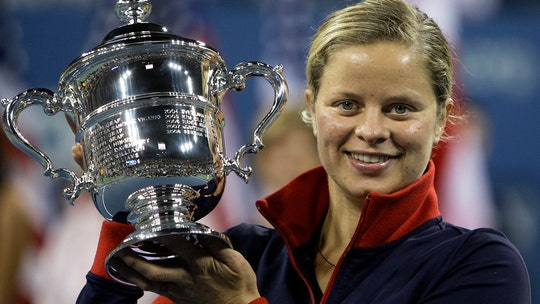 Tennis champion Kim Clijsters announces return to sport