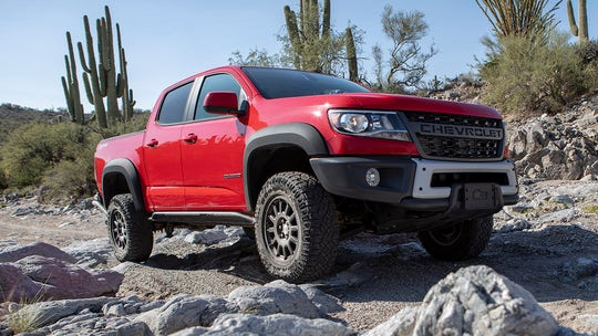 Test drive: The 2019 Chevrolet Colorado ZR2 Bison is a rare breed