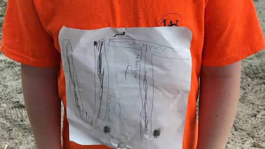 Bullied University of Tennessee fan's homemade T-shirt design earns nearly $1M for nonprofit