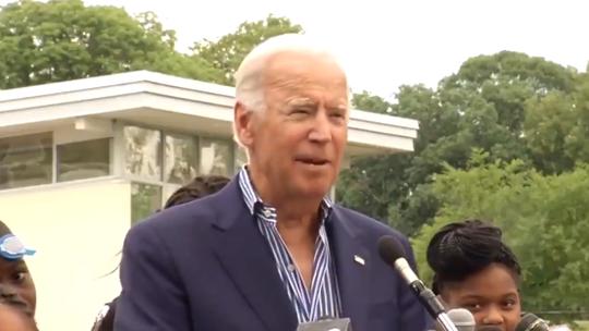 Biden, in resurfaced 2017 clip, recounts bizarre razor-and-chain showdown with 'bad dude' gang leader Corn Pop