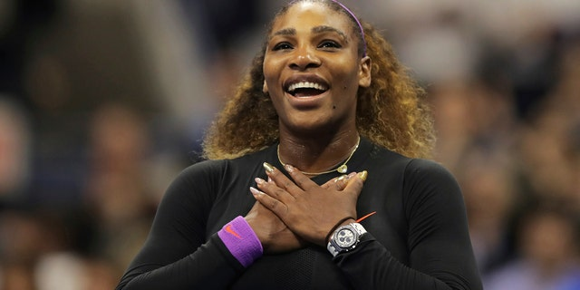 Serena Williams took the title home in 2015. AP Photo/Charles Krupa)