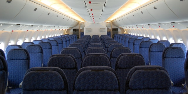 Westlake Legal Group 224e76bc-iStock-159456887 FAA to review whether airplane seats are too small for safe evacuations The Sun Kara Godfrey fox-news/travel/general/airlines fox-news/lifestyle fnc/travel fnc article 6806cad7-aab0-5b22-9550-1b87efe4e773