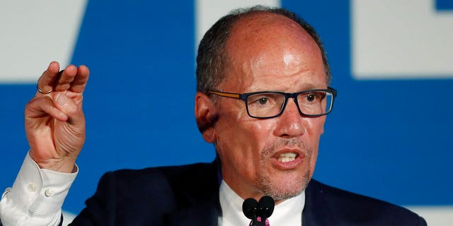 FILE - Democratic National Committee chairman Tom Perez (AP Photo/John Bazemore, File)