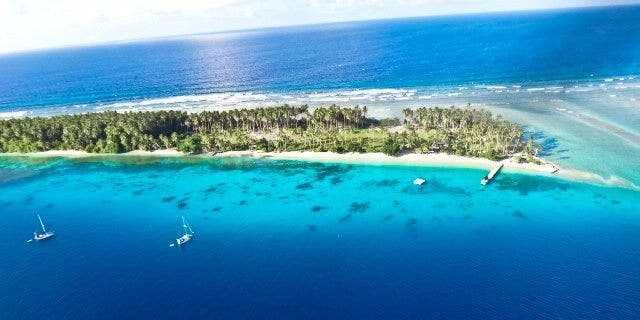 The Marshall Islands says it will develop its own cryptocurrency.