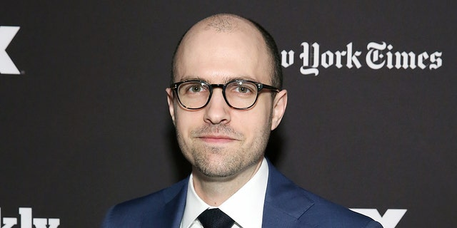"New York Times publisher A.G. Sulzberger accused President Trump of weaponizing the term ""fake news"" when speaking at Brown University. (Photo by Monica Schipper/Getty Images)"