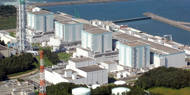 The Fukushima Dai-ichi nuclear power plant, pictured here in 2006, is running out of space to hold toxic water.
