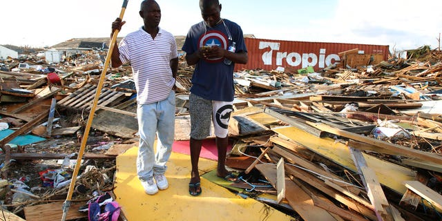 Royal Caribbean CEO visits hurricane relief effort in The Bahamas