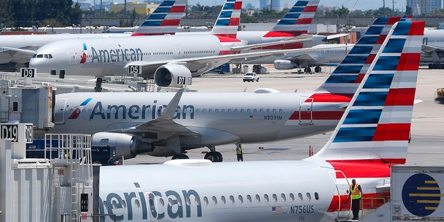 An American Airlines mechanic has been accused of sabotaging a flight from Miami International Airport to Nassau in the Bahamas, over stalled union contract negotiations.