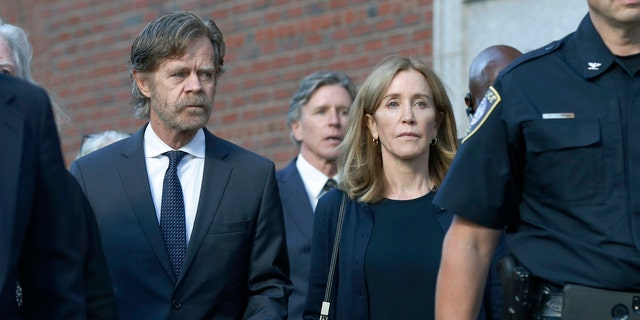 Westlake Legal Group AP19256740455096 Felicity Huffman's daughter may retake SAT after star's college scandal sentencing Jessica Sager fox-news/topic/college-admissions-scandal fox-news/person/felicity-huffman fox-news/entertainment fox news fnc/entertainment fnc dd38024b-f1b8-550f-a862-0eefb4b511d1 article