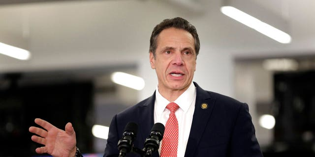 Westlake Legal Group AP19268178165473 Andrew Cuomo says 'leftist' Dems pressured Pelosi on impeachment, warns it will go 'nowhere' fox-news/politics/trump-impeachment-inquiry fox-news/person/nancy-pelosi fox-news/person/andrew-cuomo fox news fnc/politics fnc article Adam Shaw 1893807b-5def-585d-aaf5-1a9791f4a849