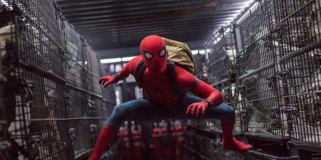 'Spider-Man' returning to Marvel Cinematic Universe, star Tom Holland celebrates