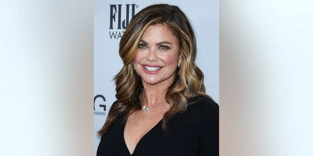 "Kathy Ireland: ""People prey on someone's desire to succeed and that is heartbreaking. The underbelly of the modeling industry needs to be exposed."" (Sipa via AP Images)"