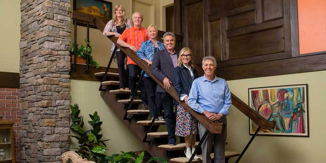 """Brady Bunch"" cast members Susan Olsen, Mike Lookinland, Eve Plumb, Christopher Knight, Maureen McCormick and Barry Williams were consulted for help during the renovation of the home used for exterior shots on the classic sitcom."