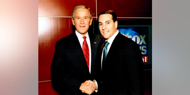 Westlake Legal Group Basile-w-Bush-at-Fox Tom Basile: George W. Bush 'family' reunion included THIS critical message Tom Basile fox-news/us/personal-freedoms/proud-american fox-news/us/education/patriotism fox-news/opinion fox news fnc/opinion fnc article 376c5039-1a86-5edc-916c-503290bf9f41