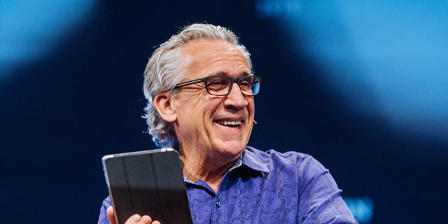 Bill Johnson, lead senior pastor of Bethel Church, in Redding, Calif. has made revival his mission since he took over leadership of the church in 1996.