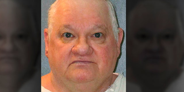 Billy Jack Crutsinger was executed Wednesday for the murders of a woman and her daughter.  (Texas Department of Criminal Justice via AP, File)