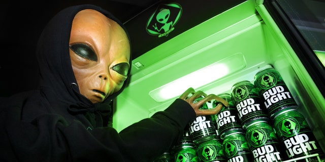 "Bud Light <a data-cke-saved-href=""https://www.foxnews.com/food-drink/bud-light-area-51-free-alien"" href=""https://www.foxnews.com/food-drink/bud-light-area-51-free-alien"" target=""_blank"">had previously pledged</a> (albeit in good humor) to give a free <a data-cke-saved-href=""http://www.foxnews.com/category/food-drink/drinks/beer"" href=""http://www.foxnews.com/category/food-drink/drinks/beer"" target=""_blank"">beer</a> to any aliens that managed to escape Area 51. Now, the company is promising a fridge-full for any that make it to Vegas during the ""Area 51 Celebration."""