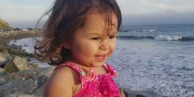 June Love Agosto, 2, died at a hospital on Sept. 23 after she was found in a hot car.