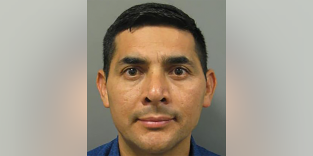 Octavio Cantarero, 42, of Gaithersburg, Md., is accused of trying to rape a young girl who was staying in a room at his church.