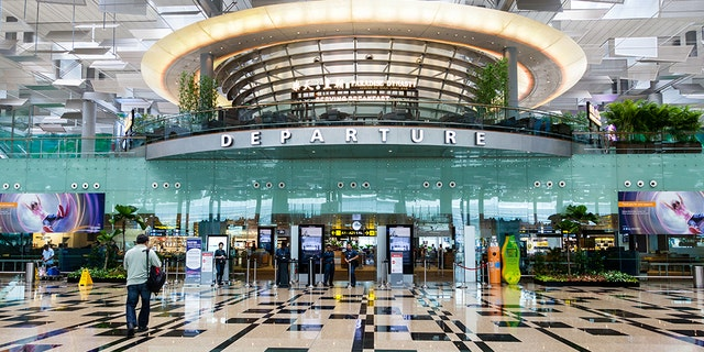 """The <a data-cke-saved-href=""""https://www.foxnews.com/category/travel"""" href=""""https://www.foxnews.com/category/travel"""">Changi Airport</a> is one of the busiest— and most famous — airports in the world witha record 65.6 million passengers in 2018."""