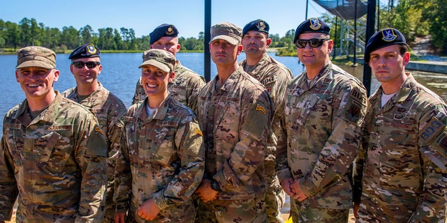 The Ranger Class of 2018-19 graduated on Aug. 30. (U.S. Army photo by Patrick Albright, Maneuver Center of Excellence, Fort Benning Public Affairs)