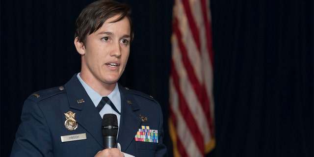 Westlake Legal Group Chelsey-Hibsch-4 First female US Airman earns Ranger tab Melissa Leon fox-news/us/us-regions/southeast/georgia fox-news/us/personal-freedoms/proud-american fox-news/us/military/honors fox-news/us/military/army fox-news/us/military/air-force fox news fnc/us fnc article 974feb83-41aa-527f-bee1-9af829f8f3cf