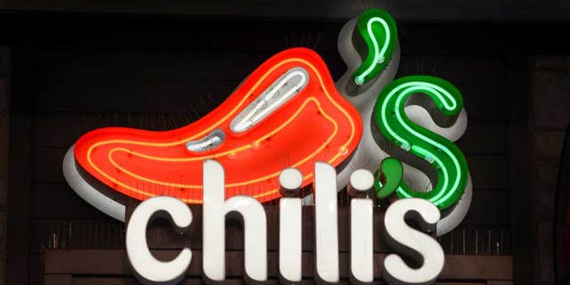 Elizabeth Confer, who is employed at the Chili's in Niagara Falls, said she found the ashes just outside the restaurant after arriving at work.