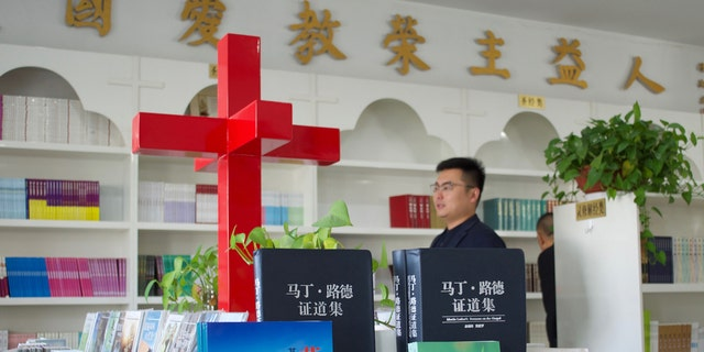 The Chinese government is cracking down on Christianity, enforcing laws in ways it hadn't before.