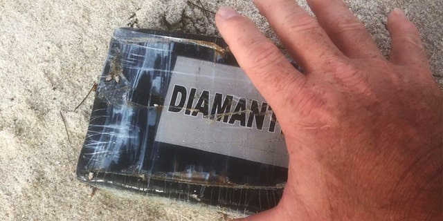 Sixteen bricks of cocainehave washed up on Floridabeaches since Friday, according to police.