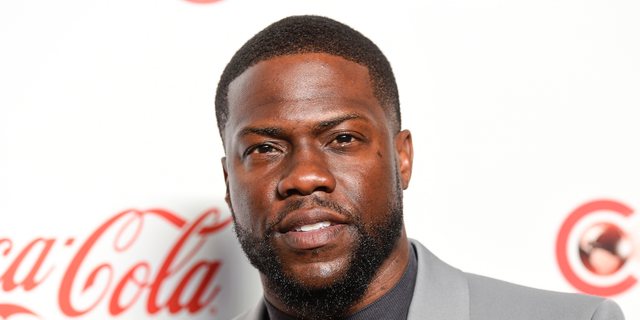 Kevin Hart reportedly returned to work despite not being fully healed from his recent car accident.