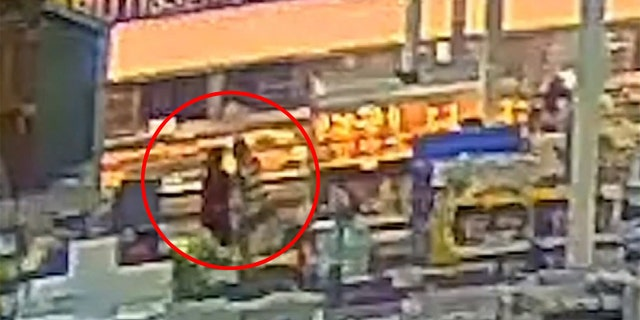 Westlake Legal Group Costco-shooting-Circled California Costco shooting surveillance video shows shoppers erupting in panic Travis Fedschun fox-news/us/us-regions/west/california fox-news/us/crime/police-and-law-enforcement fox news fnc/us fnc article 64a76722-2a0f-597f-ab3e-5be396f6177d