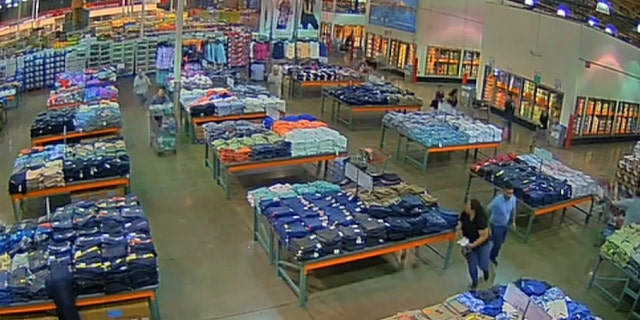 Westlake Legal Group CostcoShooting1 California Costco shooting surveillance video shows shoppers erupting in panic Travis Fedschun fox-news/us/us-regions/west/california fox-news/us/crime/police-and-law-enforcement fox news fnc/us fnc article 64a76722-2a0f-597f-ab3e-5be396f6177d