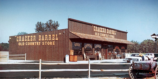 Cracker Barrel has 660 location across 45 states today, but the first-ever restaurant opened Sept. 19 1969, in Lebanon, Tenn., by Dan Evins.